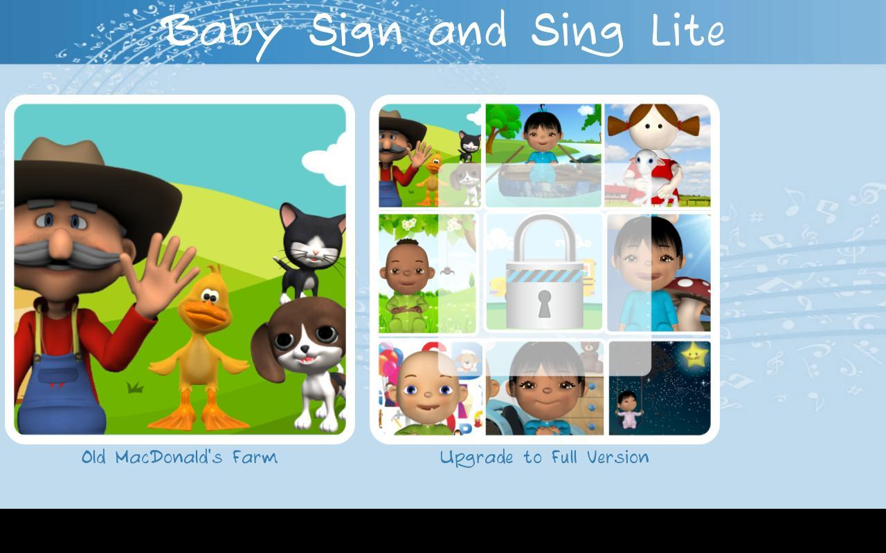Baby Sign and Learn 3.0 APK - com.babysignandlearn ...