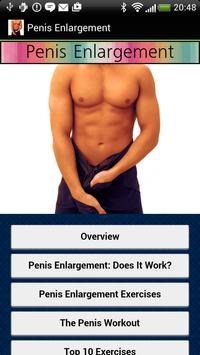 Penis Enlargement apk screenshot