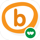 Get badoo meet new friend tips icon