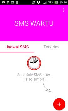 SMS Scheduler (Time SMS) poster