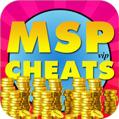 Cheats For MSP VIP icon