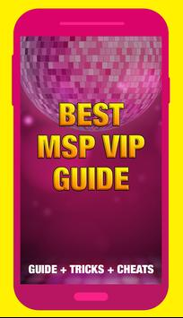 Best Guide For MSP VIP poster