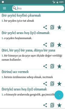Türkçe Sözlük-İnternetsiz poster