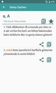 Türkçe Sözlük-İnternetsiz apk screenshot