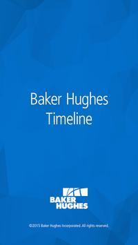 Baker Hughes Timeline poster
