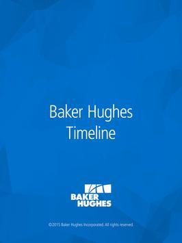 Baker Hughes Timeline apk screenshot