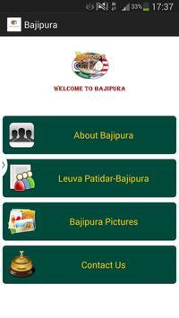 Bajipura poster