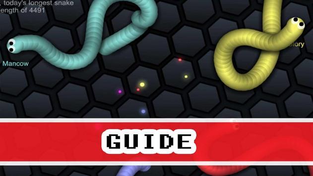 Guide for slither.io Mod Free apk screenshot