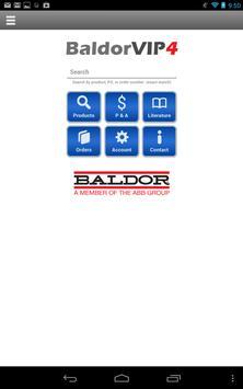 BaldorVIP poster