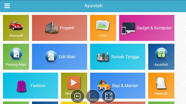 Ayunitah Launcher apk screenshot