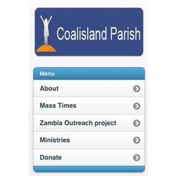 Coalisland Parish App apk screenshot