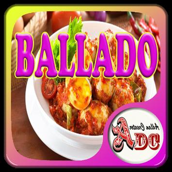 RESEP BALLADO poster
