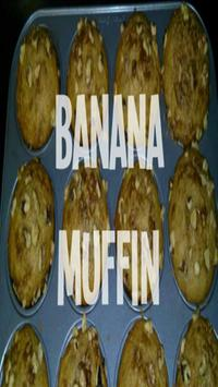 Banana Muffin Recipes Complete poster