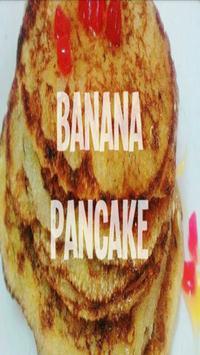 Banana Pancake Recipes poster