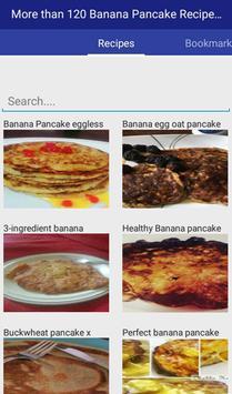 Banana Pancake Recipes apk screenshot
