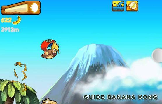 New Banana Kong Tips apk screenshot