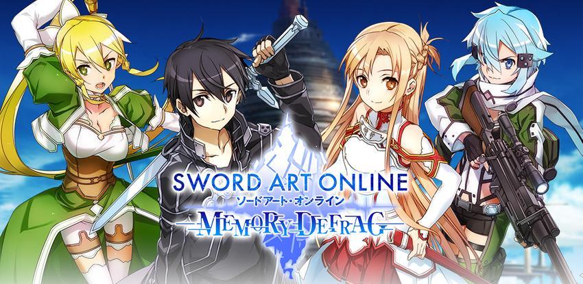 SWORD ART ONLINE;Memory Defrag APK