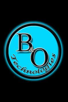 B and O Technologies.com poster