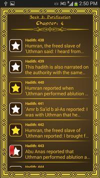 Sahih Muslim English apk screenshot
