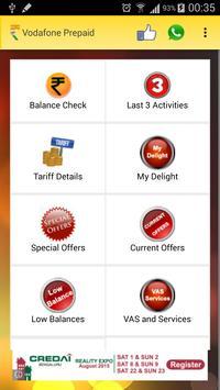 USSD Code Balance Check apk screenshot