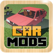 Mods Cars For MCPE icon
