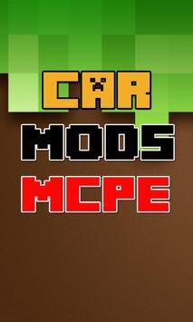 Mods Cars For MCPE apk screenshot