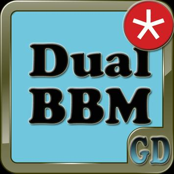 Dual BBM New Installer apk screenshot