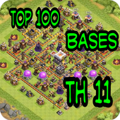 Best COC Bases icon
