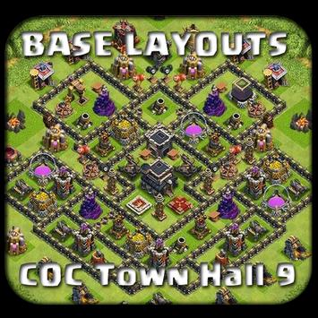 Base Maps COC TH 9 poster