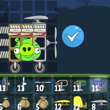 Guide for Bad Piggies poster