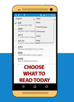 Holy Bible Multi Language apk screenshot