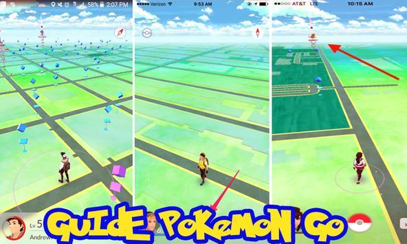 Guide :Pokemon Go apk screenshot