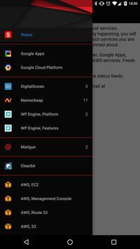 Status apk screenshot