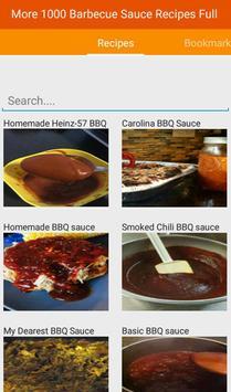 Barbecue Sauce Recipes Full apk screenshot