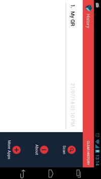 QR Barcode Reader apk screenshot