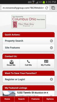 Reese Realty Group poster