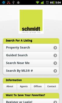 Schmidt Realty Mobile poster