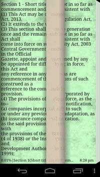 Bare Act for Companies Act2013 apk screenshot