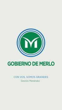 Municipalidad de Merlo poster