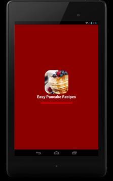 Easy Pancake Recipes poster