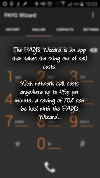 PAYG Wizard poster