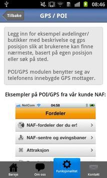 Barsys CMS apk screenshot