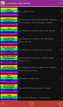 Kumpulan Doa Harian Terlengkap apk screenshot