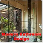 Modern Bathroom Design icon