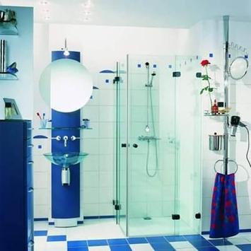 Modern Bathroom Design poster