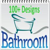 100+ Bathroom Designs icon