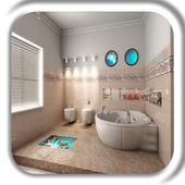 Bathroom Tile Design icon