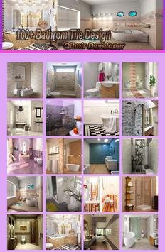 Bathroom Tile Design apk screenshot