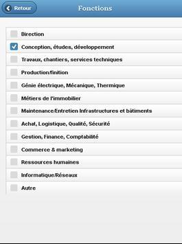 Batiactu Emploi apk screenshot