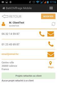 BatiChiffrage Mobile apk screenshot